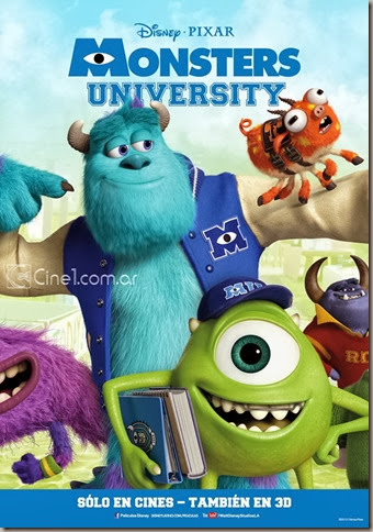 Teampirates Monsters University 2013 Bluray 720p 5 1ch