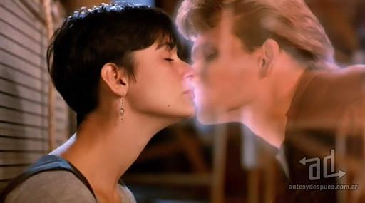 Los besos mas famosos -  Ghost