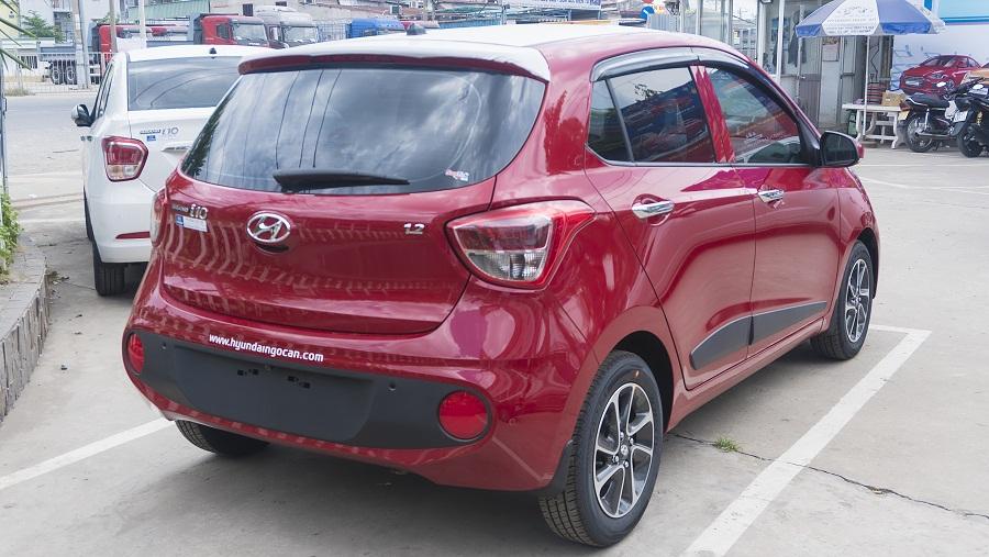 Hyundai Grand i10 2017 màu đỏ 02
