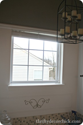 A Private Window From Thrifty Decor Chick