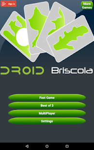 Briscola Free- screenshot thumbnail