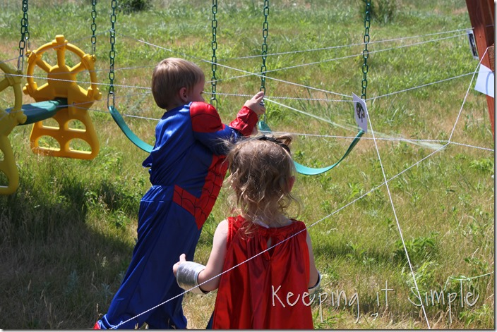 Superhero Obstacle Course (9)
