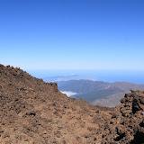 Blick vom Teide