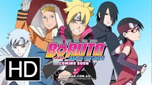 Truyền Nhân Cửu Vỹ Hồ 3 Movie  Boruto  Naruto the Movie