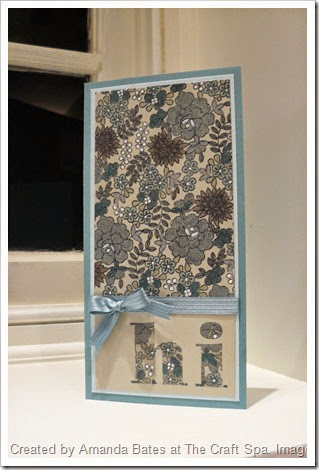 Something Old, New, Borrowed & Blue - Something Lacy by Amanda Bates at The Craft Spa,  (1)