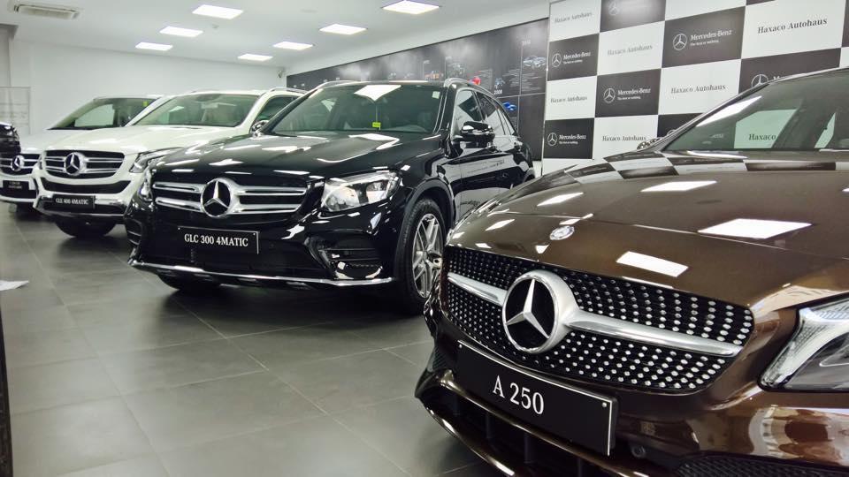 Xe Mercedes Benz GLC 300 4Matic 016