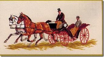 caballos-y-coche