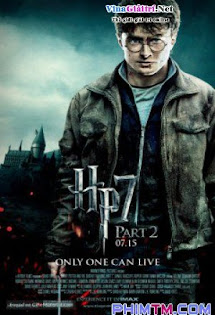 Harry Potter Và Bảo Bối Tử Thần :Phần 2 -  Harry Potter And The Deathly Hallows - Part 2
