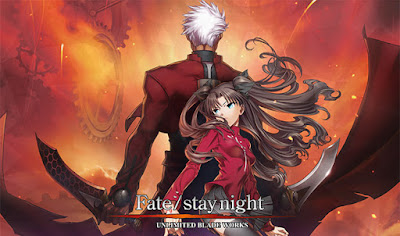 Fate stay night: Unlimited Blade Works - Gekijouban Fate/Stay Night: Unlimited Blade Works, Fate/stay night Movie VietSub