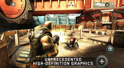 SHADOWGUN Screenshot 2