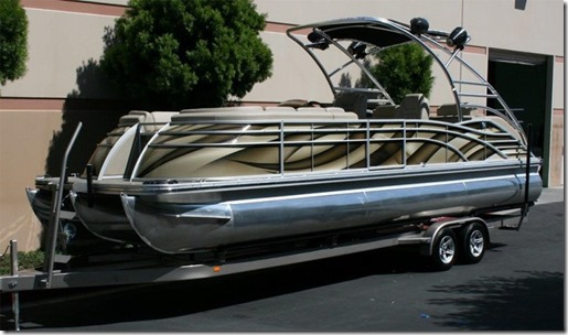 Used Pontoon Boats Tampa Fl 101 5 Graphic Design For