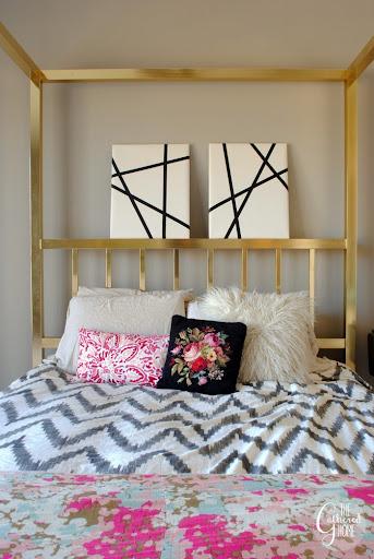 Elegant Master Bedroom After