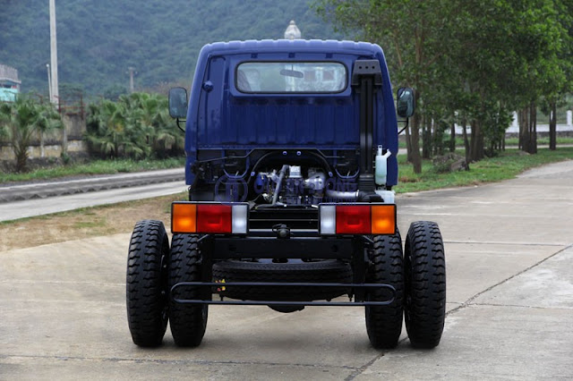 Hyundai HD800 Chassi