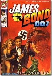 P00003 - James Bond 007 #3
