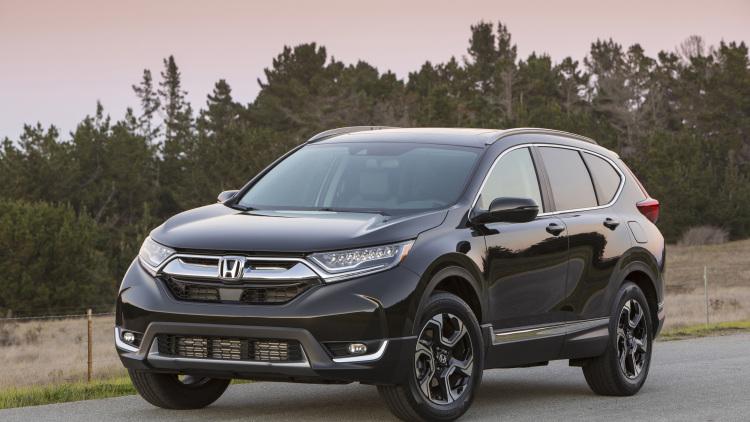 Đánh giá xe Honda CR V 2017 01