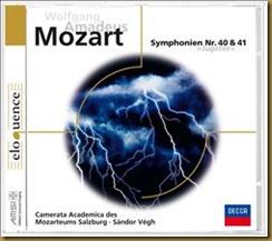 Mozart 40 41 Vegh