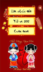 Lời chúc Tết Việt Nam - screenshot thumbnail