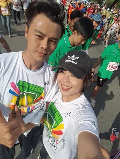 Sáng nay có gì vuiiiiiiiii funrun namphuongfoundation vietnam saigon hcmc thaitr