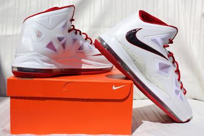 8ba9e59a57a2 Nike LeBron 10 EXT Miami Heat