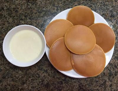 Cách Làm Bánh Rán Doremon