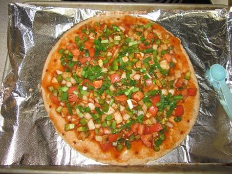 mexican enchilada pizza 124