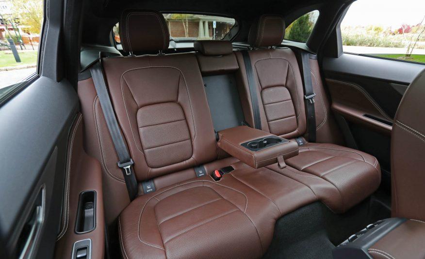 Nội thất xe Jaguar F Pace new model 025