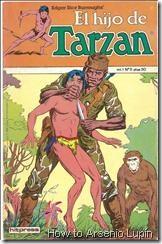 P00005 - El Hijo de Tarzan #5