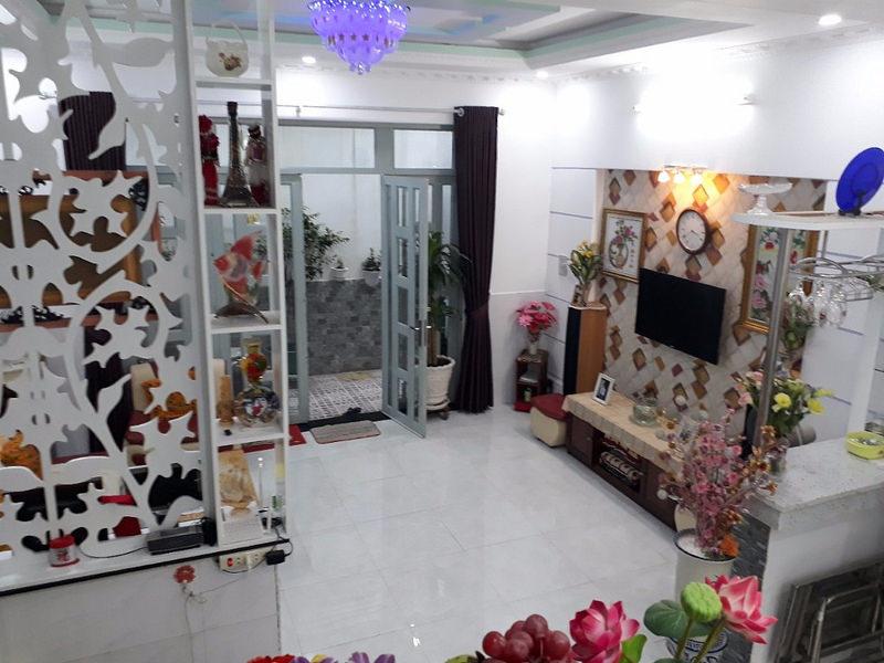 Bán nhà hẻm Khuông Việt Phường Phú Trung Quận Tân Phú 002