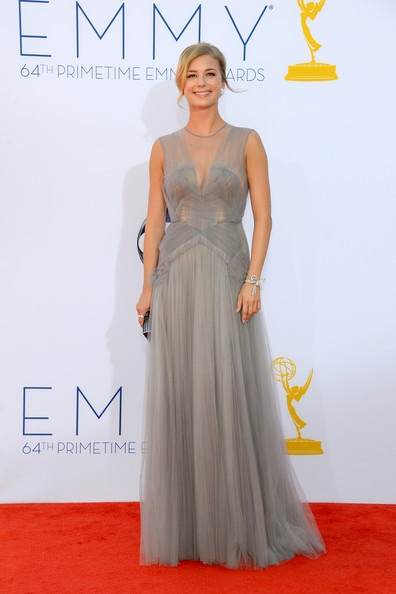 Emily VanCamp 64th Annual Primetime Emmy Awards