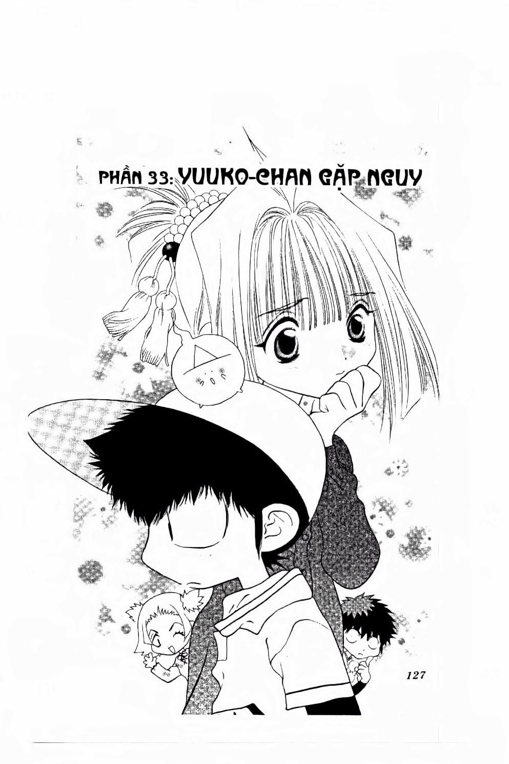 100 Kutukan Yuko-Chan Chap 033