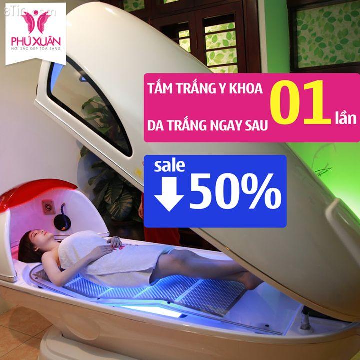 Tắm Phát Trắng Luôn  Chỉ Có Tại TMV Phú Xuân <3