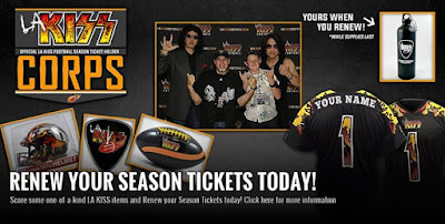 Hey fans remember to renew your season tickets today