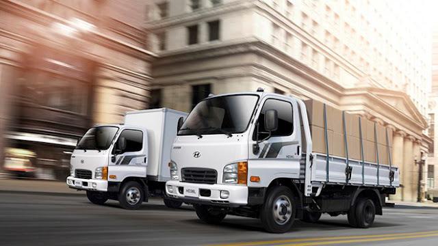 Xe tải Hyundai VT Mighty