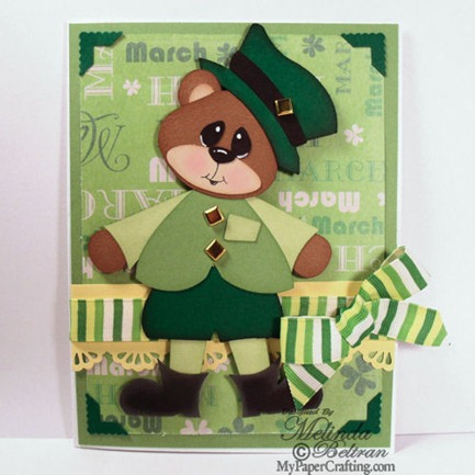 st patty bear card-500
