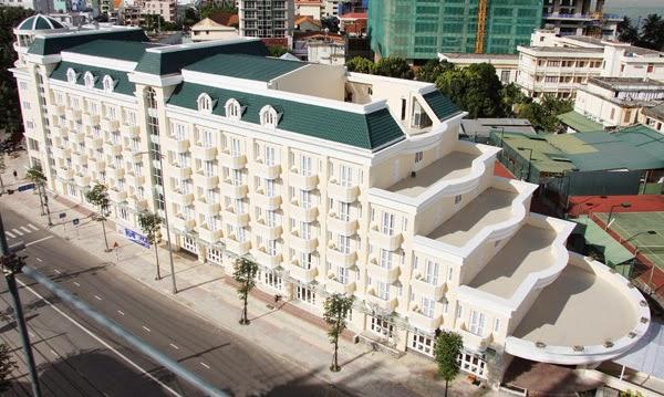 file cad khách sạn Viễn Đông