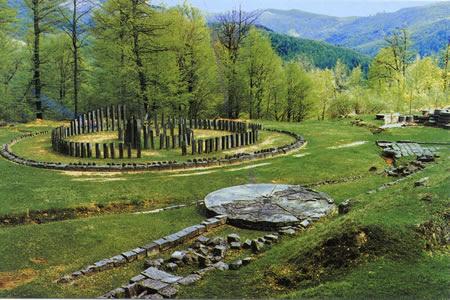 Obiective turistice Romania: Sarmisegetusa Regia