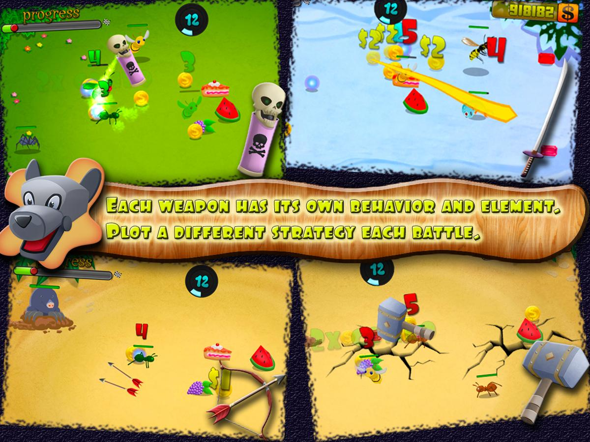 Picnic Ant Smasher Free - Kids - screenshot