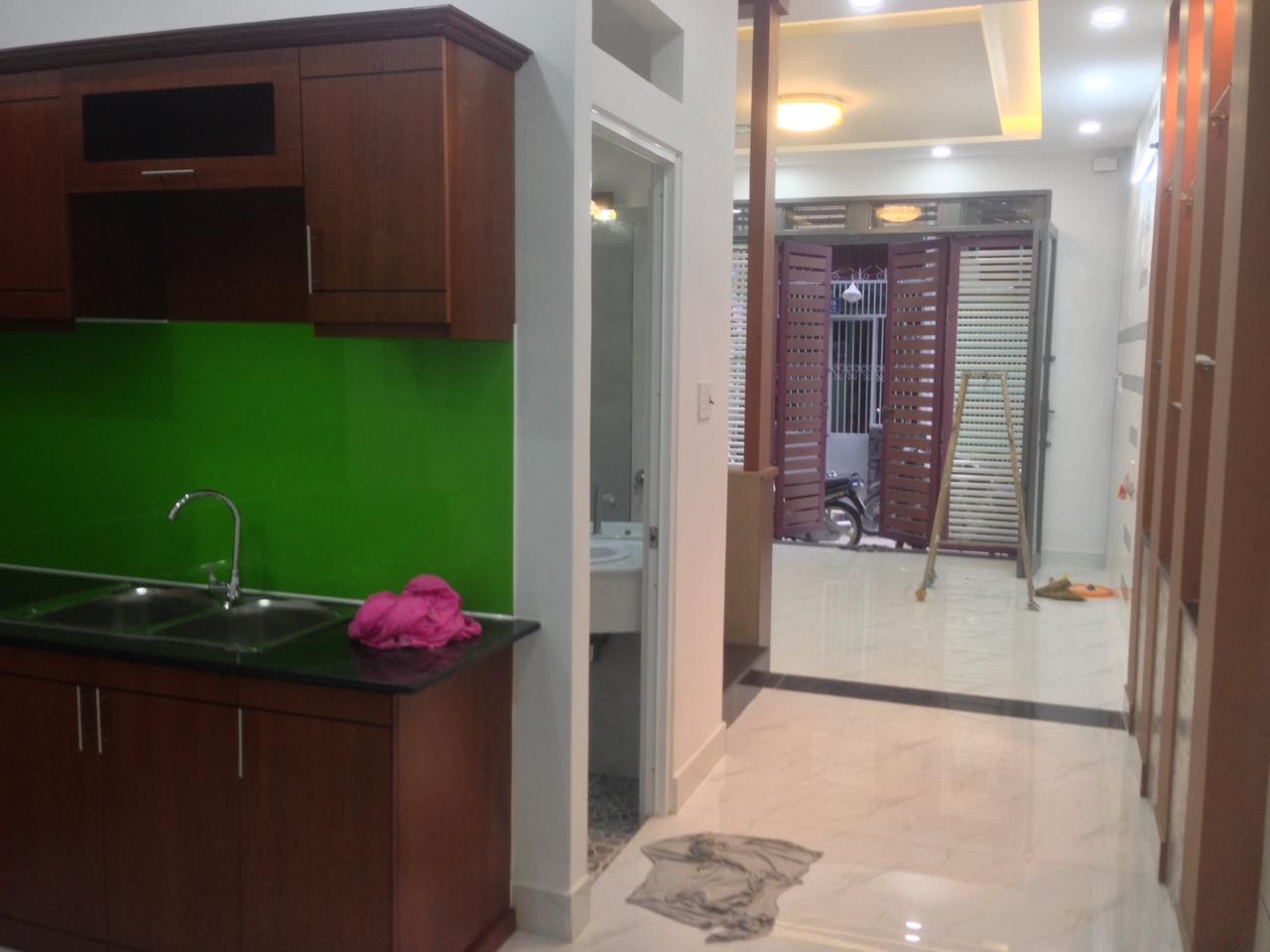 Bán nhà hẻm 146 kênh Tân Hóa Quận Tân Phú 010