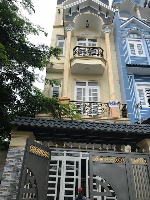 Bán nhà hẻm 2 sẹc đường Bình Thành Quận Bình Tân 001