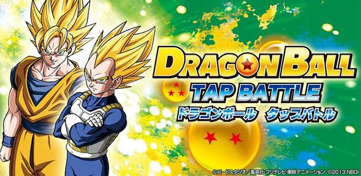 Dragon Ball Tap Batalha