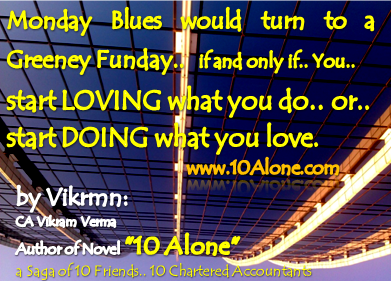 10 Alone quote by Vikrmn Dreams Greeney Funday CA Vikram Verma