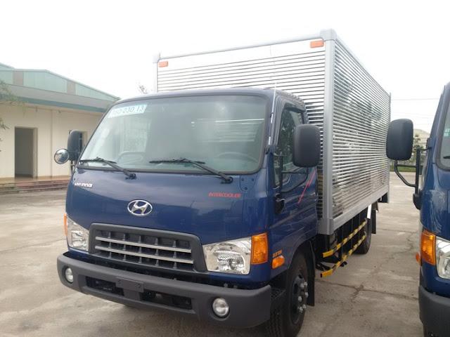 Hyundai Đô thành HD120s thùng kín