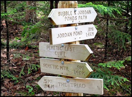 03 - Triad Trail - Sign