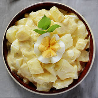 Amish Potato Salad.