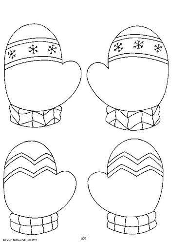 Dibujos Infantiles De Prendas De Vestir Para Colorear Y Recortar