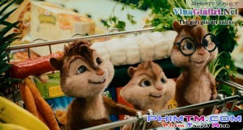 Những Chú Sóc Chuột Siêu Quậy -  Alvin and the Chipmunks