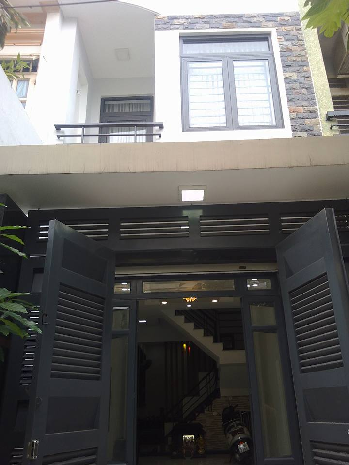 Bán nhà phố Mặt Tiền Quận Tân Phú 003