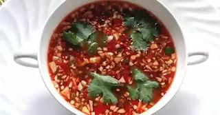 Cách pha nước chấm mắm tương ớt
