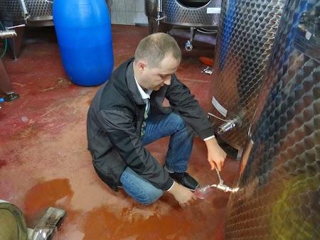 Drumul vinului -Basarabia: Direct din butoi