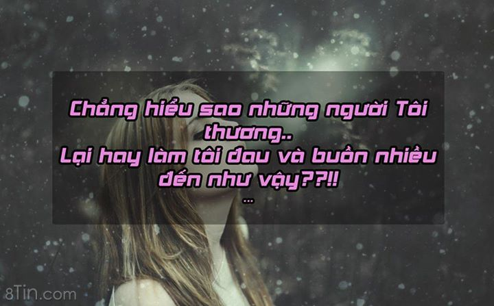 Vậy mà vẫn cứ thương ... :(